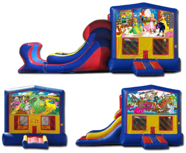 Bounce House and Inflatable Jumper Rentals