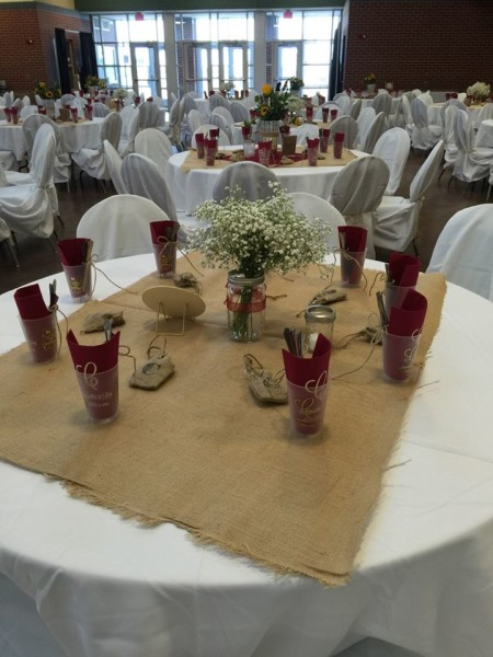 Table and Chair Rental, Midland TX