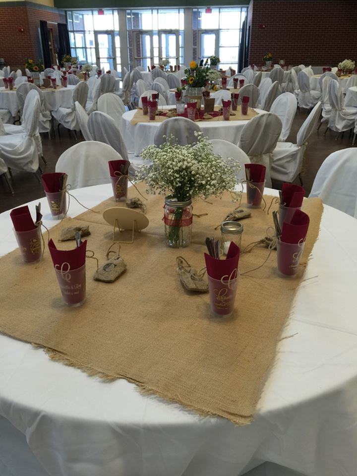 Mdg party rentals photo gallery for Table and chair rentals
