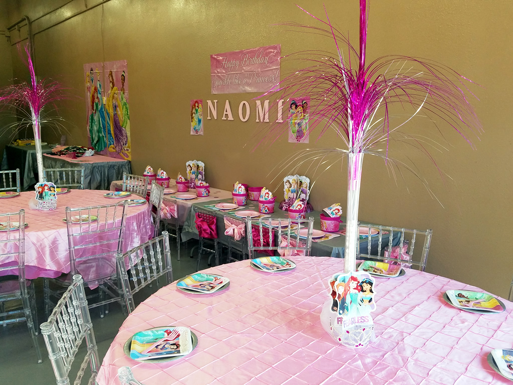 Party Room / Event Venue Rental