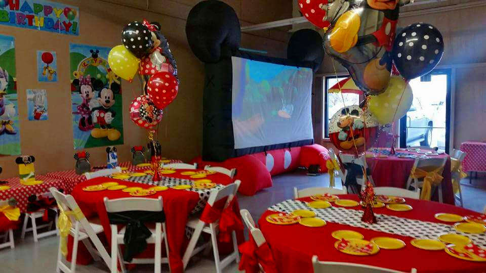 Party Room Event Venue Rental
